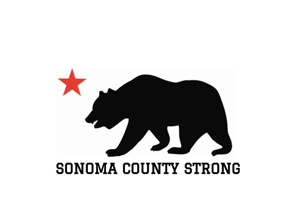Sonoma Strong Promotion